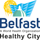 Belfast WHO Healthy City Logo
