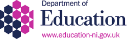 NI Government Department of Education Logo
