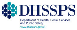 NI Government Department of Health, Social Services and Public Safety Logo